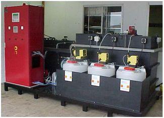 Elektroflotační systém RED BOX
